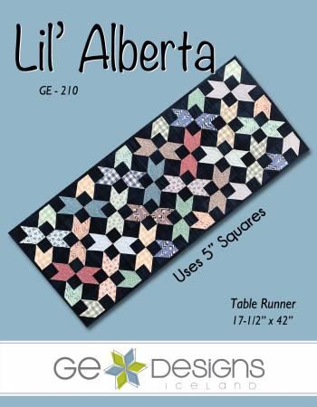 Lil Alberta pattern