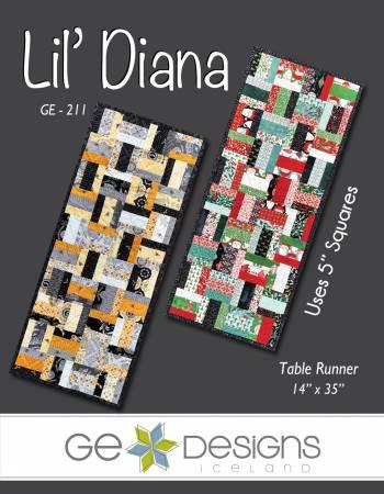 Lil Diana pattern