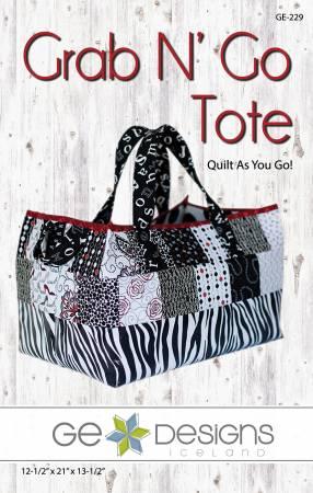 Grab N Go Tote