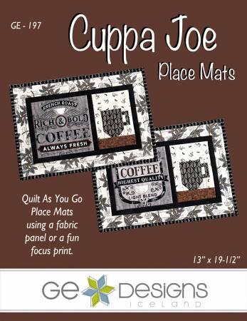 Cuppa Joe Place Mats
