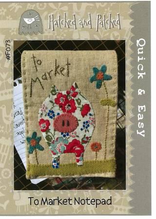 To Market Market Notepad