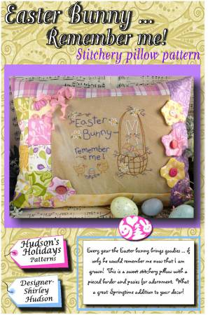Easter Bunny Remember Me