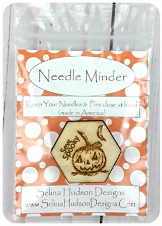 Halloween Pumpkin Needle Minder