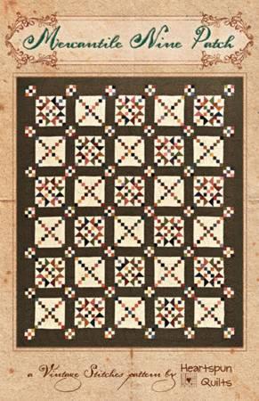 Mercantile Nine Patch