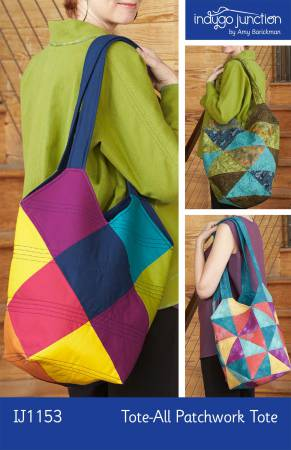 ToteAll Patchwork Bag