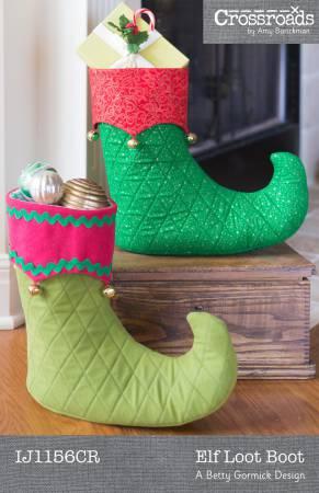 Elf Loot Boot