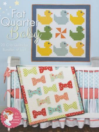 Fat Quarter Baby Book - Softcover