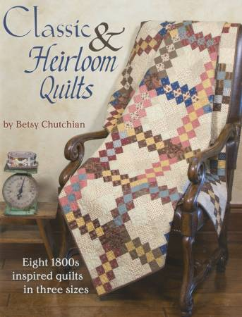 Classic & Heirloom Quilts - Softcover