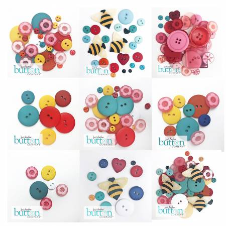 Home Grown Book Pack Buttons 225pcs
