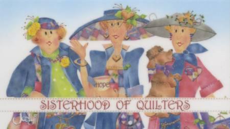 Magnet Sisterhood Of Quilters