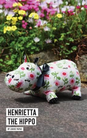 Henrietta Hippo Pattern