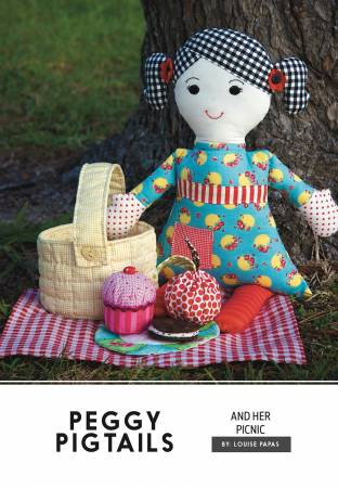 Peggy Pigtails Pattern