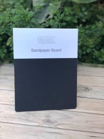 Sandpaper Board