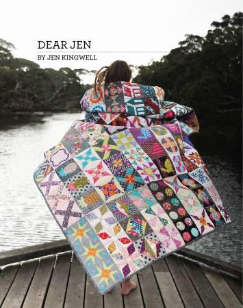 Dear Jen Booklet