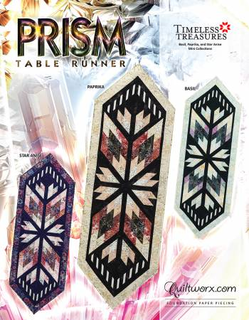 Prism Table Runner