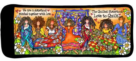 Quilt Sisterhood Suzy Wrap
