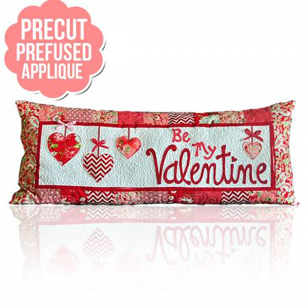 Be My Valetine Bench Pillows - February with pattern