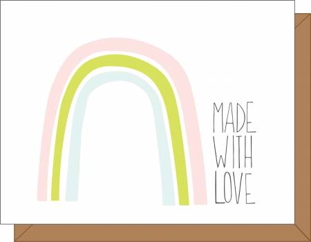 Made with Love Gift Card