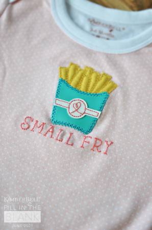 JUNE Small Fry Baby Bodysuits Variety Pack 25pk