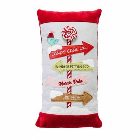 SEPTEMBER Peppermint Avenue - Pillow Insert 5.5in x 9.5in