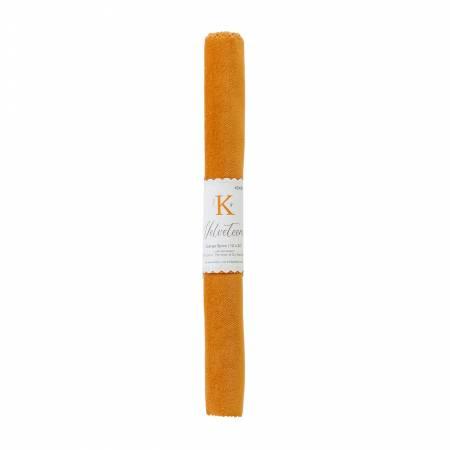 Velveteen 12in x 24in - Orange Spice