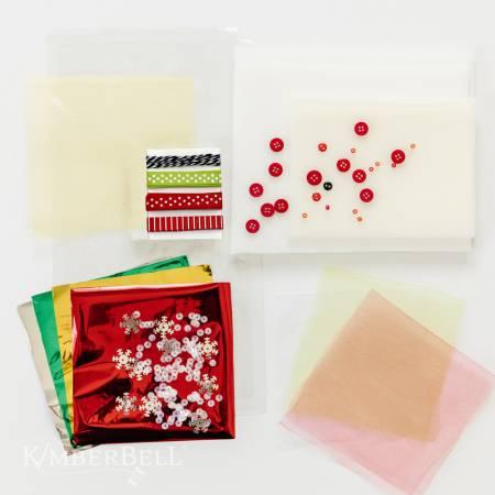 Jingle All the Way Embellishment Kit