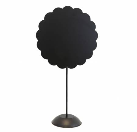 Black Round Stand