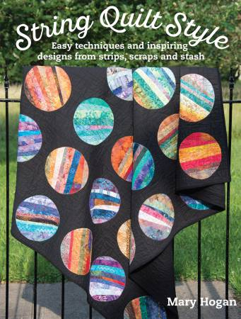 String Quilt Style - Softcover