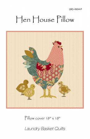 Hen House Pillow