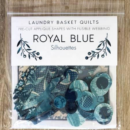 Silhouettes Royal Blue