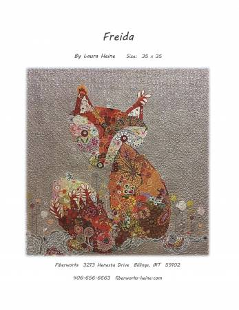 Freida Fox Collage