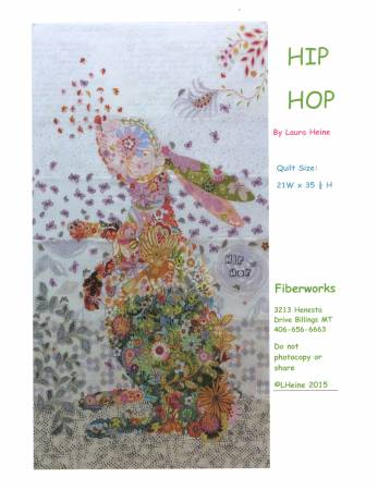 Hip Hop Rabbit Collage