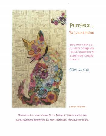 Purrfect Cat Collage
