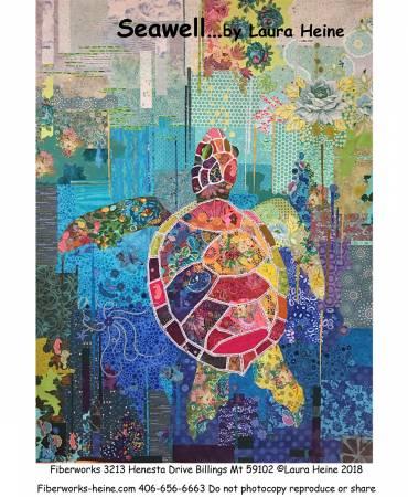 Seawell Sea Turtle Collage
