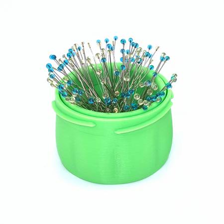 Magnetic Pin Cup Large Green