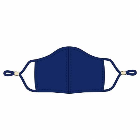 Navy Adjustable Mask