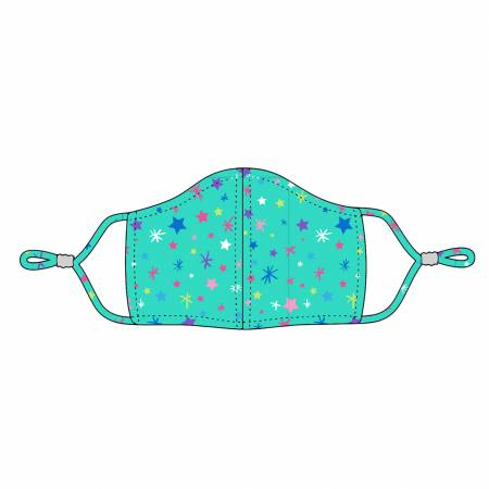 Seeing Stars Adjustable Kids' Face Mask
