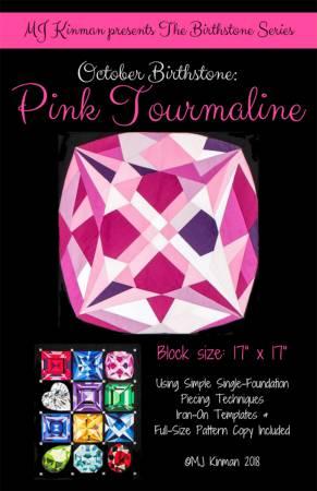 October Birthstone Pink Tourmaline - Birthstone Series