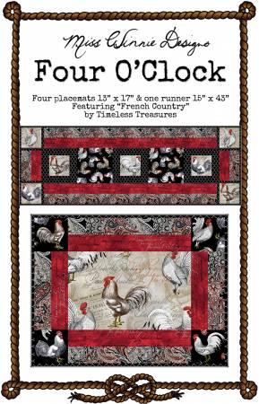 Four O'clock Placemat