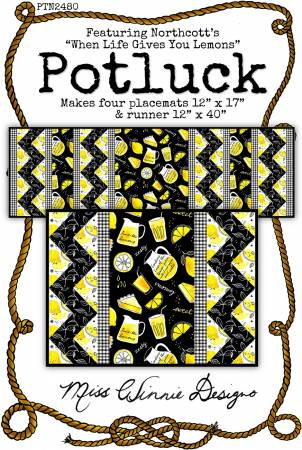 Potluck Placemat and Runner
