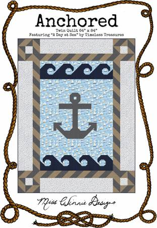 Anchored Quilt Pattern