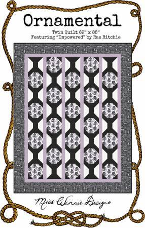 Ornamental Quilt Pattern