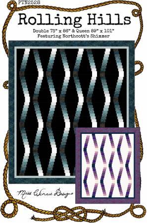 Rolling Hills Quilt Pattern