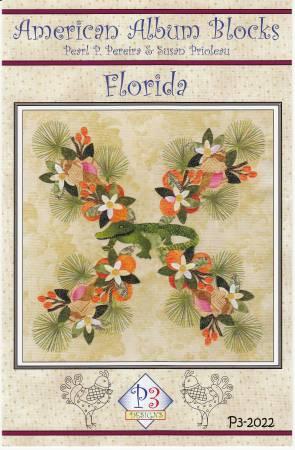 American Album - Florida Block 22 Sunshine State