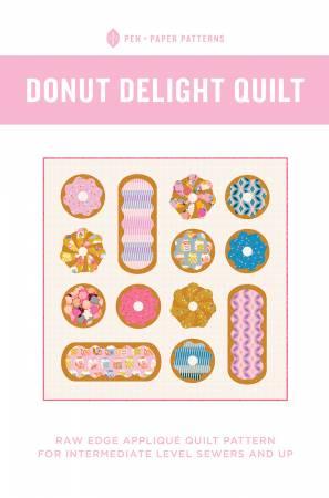 Donut Delight Quilt