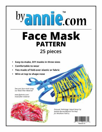 Face Mask - Pack of 25