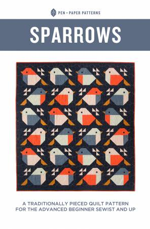 Sparrows Quilt Pattern