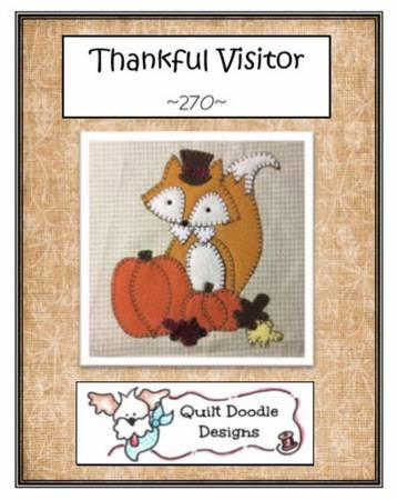 Thankful Visitor