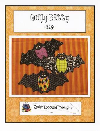 Going Batty Mug Mats