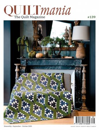 Quiltmania Magazine 139 Sept/Oct 2020